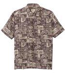Quiksilver Waterman's Oak Harbor S/S Shirt