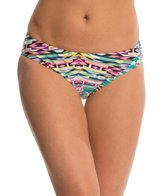 Kenneth Cole Reaction Hot to Trot Tribal Hipster Bikini Bottom
