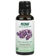NOW Organic Lavender Essential Oil 1 oz