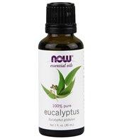NOW 100% Pure Eucalyptus Essential Oil 1 oz