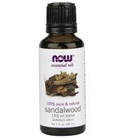 NOW 100% Pure & Natural Sandalwood Oil 14% Oil Blend 1 oz