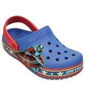 Crocs Boys' Captain America Clog