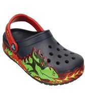 Crocs Boys' Crocs Lights Fire Dragon Clog