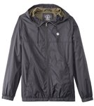 Volcom Men's Ermont Zip Up Windbreaker Hoodie