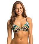 Body Glove Swimwear Maka Solo D/DD/E/F Cup Bikini Top