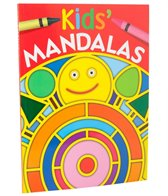 IYD Kid's Mandalas Coloring Book
