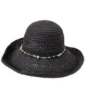 Sun N Sand Women's Paper Crochet Puka Hat