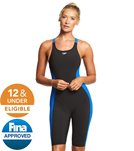 Speedo-Women's-Powerplus-Kneeskin-Tech-Suit-Swimsuit