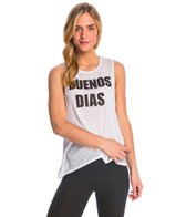 Chaser Buenos Dias Workout Tank Top