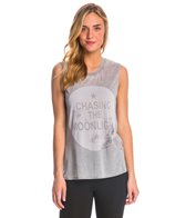Chaser Chasing Moonlight Muscle Shirt