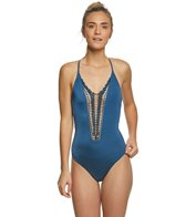 Billabong Hippie Hooray One Piece Swimsuit