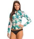Billabong Women's 1mm Peeky Chest Zip Surf Jacket