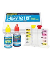 Poolmaster 3-Way Test Kit with Case