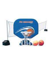 Poolmaster Combo Poolside Basketball/Volleyball Game