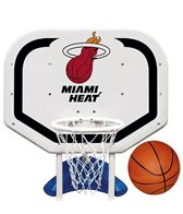 Poolmaster Miami Heat NBA Pro Rebounder Style Poolside Basketball Game