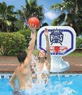 Poolmaster Sacramento Kings NBA Competition Style Poolside Basketball Game