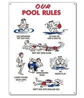 Poolmaster Sign-General Animation