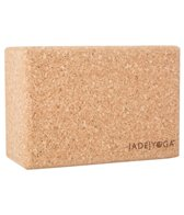 Jade Yoga Cork Yoga Block Large