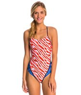 MP Michael Phelps USA Racerback One Piece Swimsuit
