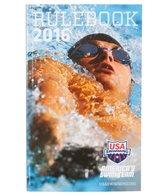 USA Swimming 2016 Regulation Rulebook