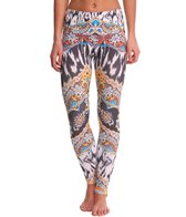 Om Shanti Clothing Wild Asian Delight Eco Yoga Leggings