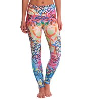 Om Shanti Clothing Wicked Graffiti Eco Yoga Leggings
