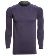 Mizuno Men's Breathe Thermo Seamless Long Sleeve