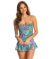 Ceeb Woodstock Bandeau Swimdress