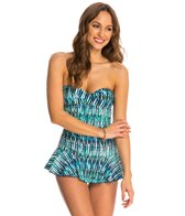 Ceeb Everglades Bandeau Swimdress