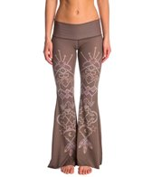 Teeki Seven Crowns Bell Bottom Yoga Pants