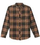 Billabong Men's Overdrive Long Sleeve Flannel