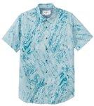 Billabong Men's Washed Up Short Sleeve Shirt
