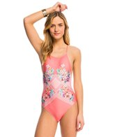 MINKPINK Bloomin Beach One Piece Swimsuit
