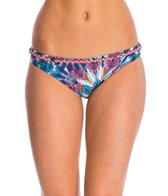 MINKPINK Swimwear Flash Back Belted Bikini Bottom