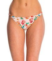 MINKPINK Swimwear Beach Please Cheeky Bikini Bottom