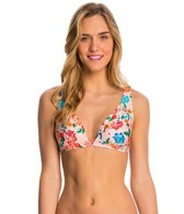 MINKPINK Swimwear Beach Please Triangle Bikini Top