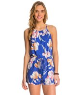 MINKPINK By The River Halter Romper
