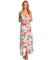 MINKPINK Little Blooms Maxi Wrap Dress
