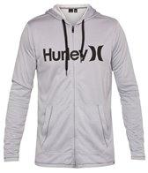 Hurley Men's Dri-Fit Lake Street Zip Hoodie
