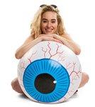 Big Mouth Toys Giant Eyeball Beach Ball