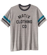 Matix Men's MCC Check Short Sleeve Tee
