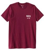 Matix Men's Club Short Sleeve Tee