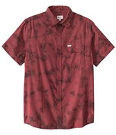 Matix Men's Dyevil Woven Short Sleeve Shirt