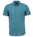 Volcom Everett Mini Check Short Sleeve Shirt