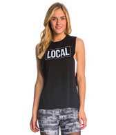 Jiva Local Oversized Muscle Tank