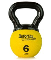 AeroMat Elite Mini Kettlebell Medicine Ball, 6 lb