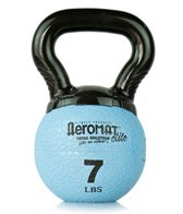 AeroMat Elite Mini Kettlebell Medicine Ball, 7 lb