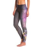 Teeki Pheonix Rising Hot Pant Yoga Leggings