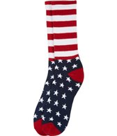 Billabong Men's Stars & Stripes Sock