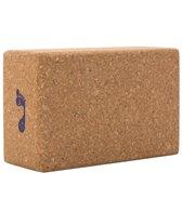 Barefoot Yoga 3.5 Cork Yoga Block